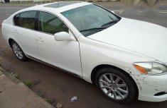 Lexus GS 350 2007 White for sale