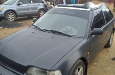 Honda Civic 1997 Black for sale