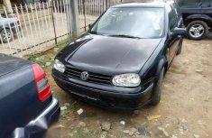 Volkswagen Golf 4 2000 Black for sale