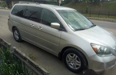 Honda Odyssey 2006 Silver for sale