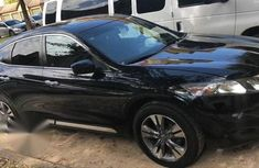 Honda Crosstour 2012 Black for sale