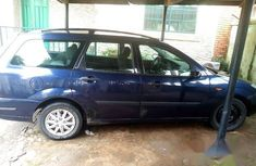 Ford Focus 2002 Blue for sale