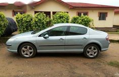 Peugeot 407 2002 Silver for sale