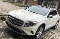 Mercedes Benz GLA 250 2015 White for sale