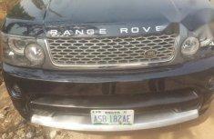 Range Rover Sport 2010 Black for sale