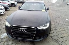 Audi A6 2014 Black for sale