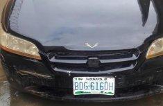 Nigerian Used Honda Accord 2000 Black for sale