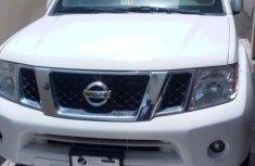 Nissan Pathfinder 2012 White for sale