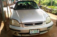 Honda Civic 1997 Silver for sale