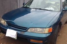 Excellent Honda Accord 1996 Green for sale