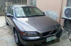 Volvo S60 2002 Gray for sale