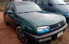 Volkswagen Golf 3 1998 Green for sale