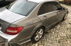 Mercedes-Benz C300 2013 Gray for sale