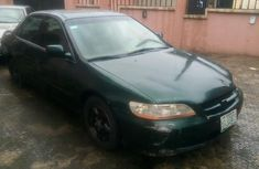 Used Honda Accord 1999 Green for sale