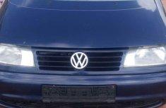 Volkswagen Sharan 2006 Blue for sale