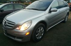Mercedes Benz R350 2008 Silver for sale