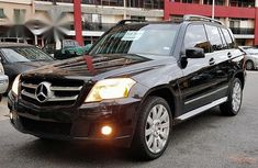 Mercedes Benz GLK350 2010 Black for sale