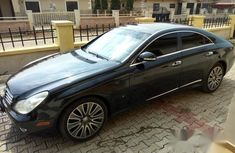 Mercedes Benz CLS 550 2007 Black for sale