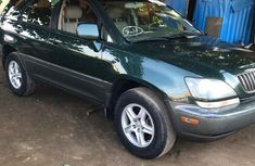 Lexus RX300 1999 Green for sale