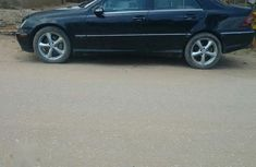 Mercedes Benz C230 2004 Black for sale