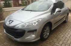 Peugeot 308 2009 Silver for sale