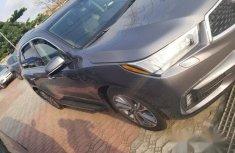 Acura MDX 2017 Gray for sale