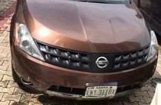 Nissan Murano 2008 Brown for sale