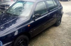 Extremely Clean Volkswagen Golf 3 2003 Blue For Sale