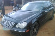 Mercedes Benz C240 2005 Black for sale