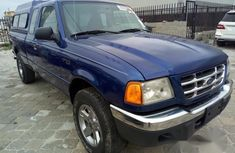 Clean Ford Ranger 2004 Blue for sale
