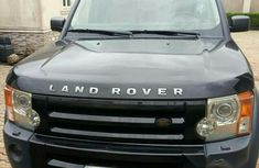 Land Rover LR3 2005 Black for sale