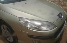 Peugeot 407 2008 Gold for sale