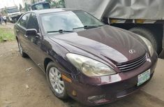 Lexus Es300 2004 Red for sale
