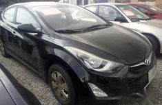 Hyundia Elantra 2016 Black for sale