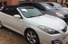 Toyota Solara 2004 White for sale