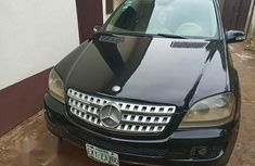 Mercedes-benz Ml350 2006 Black for sale