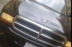 Dodge Dakota 4.7L V8 2001 BLACK
