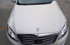 Mercedes-Benz S550 2016 White for sale