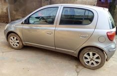 Toyota Yaris 2005 Gray for sale