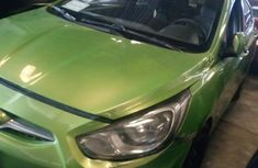 Hyundai Accent 2011 Green for sale