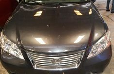 Lexus ES 2007 Silver for sale