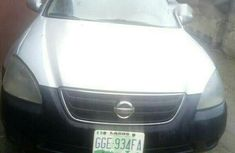Nissan Altima 2004 Silver for sale