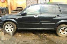 Clean Tokunbo Suzuki Grand Vitara 2003 Black