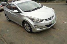 Hyundai Elantra 2014 Silver for sale