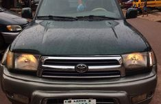 Neatly Used Toyota 4runner 2002 Green