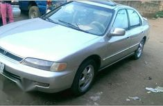 Clean Honda Accord 1997 for sale