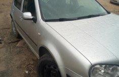 Volkswagen Golf 2003 Silver for sale