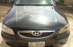 Hyundai Verna 2012 Black for sale