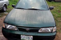 Neat Nissan Almera 2001 Green for sale