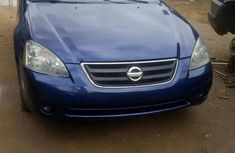 Nissan Altima 2003 Blue for sale